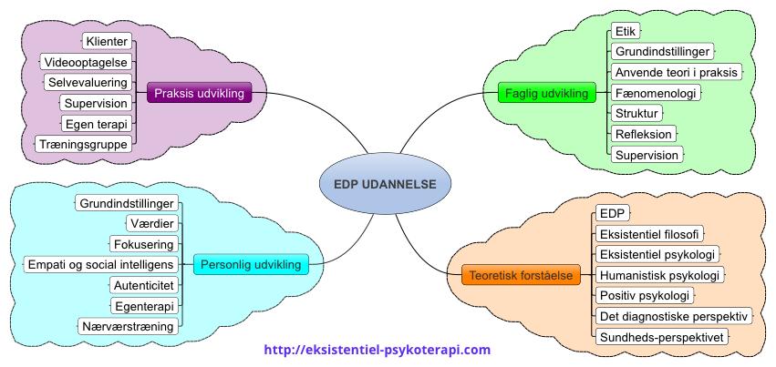 EDP fokus